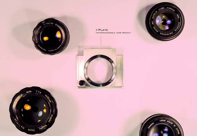 Reflex - I-Plate (Interchangeable Lens Mount)