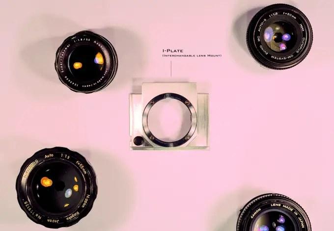 Reflex - I-Plate (Interchangeable Lens Mount)