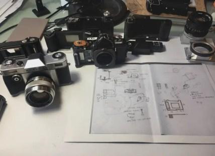 Reflex Mechanical and Design Prototypes