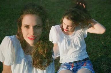 Double exposure portraits - by Clara Araujo