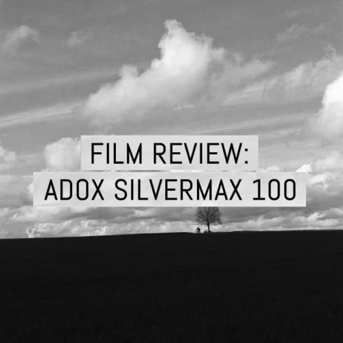Cover - ADOX SILVERMAX