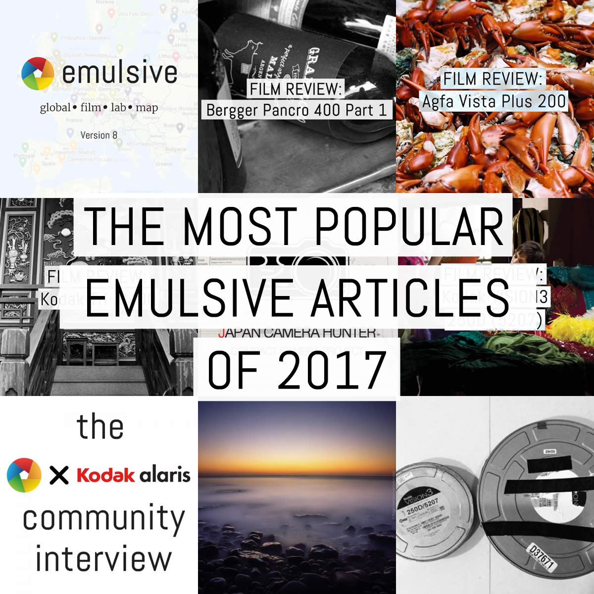 EMULSIVE's most popular articles of 2017