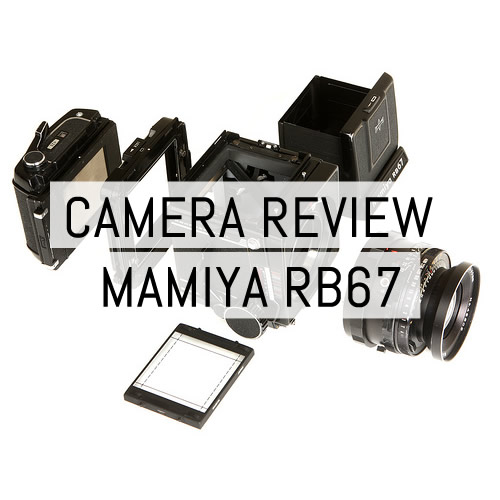 Cover - Review - Mamiya RB67