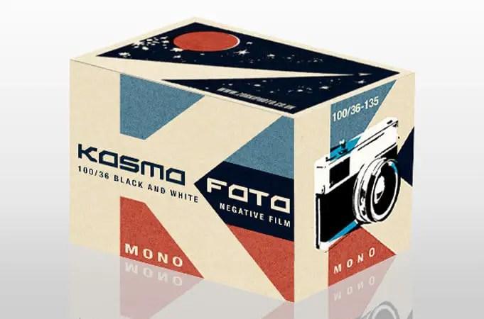 Kosmo Foto Mono 100 Packshot