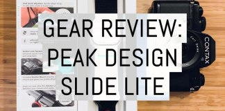 Peak Design - Slide Lite - Cover