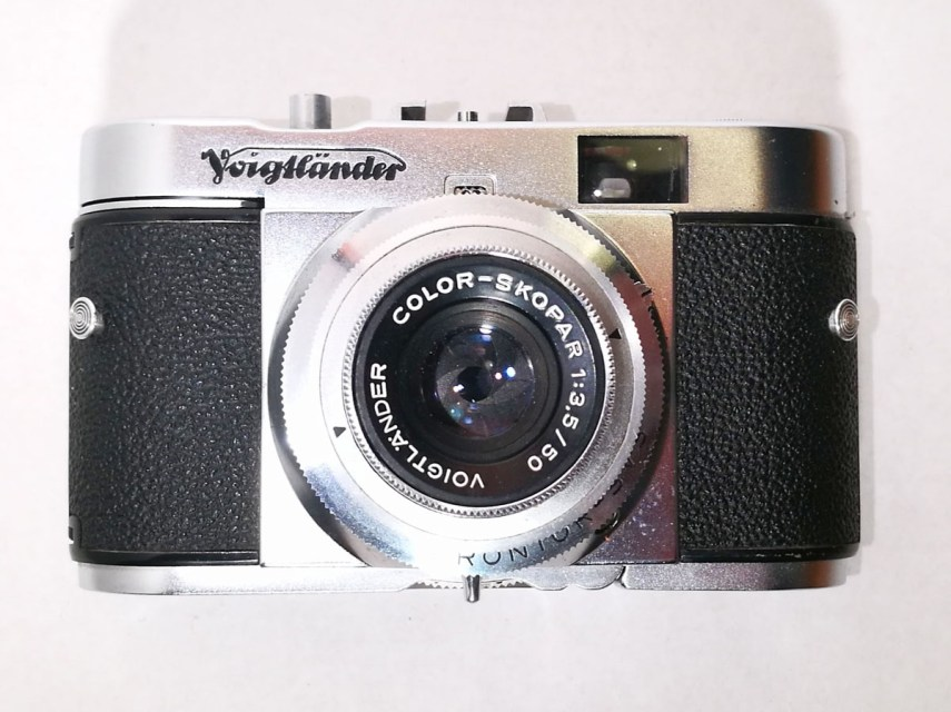 Voigtlander Vito B - Front