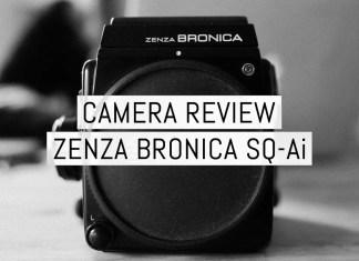 Camera review: Zenza Bronica SQ-Ai cover