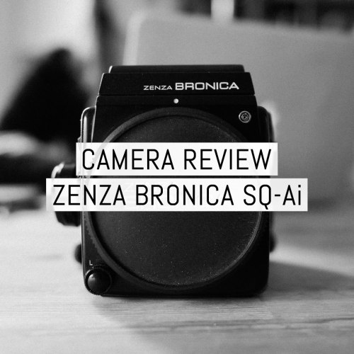 Camera review: Zenza Bronica SQ-Ai