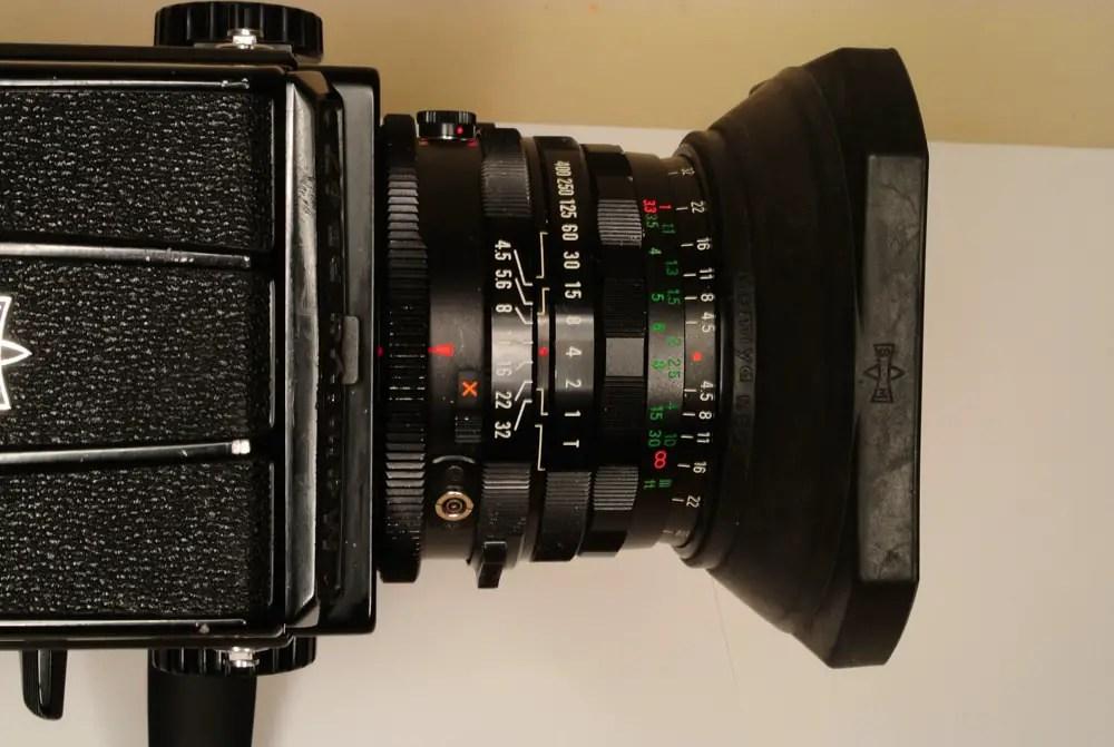 Camera review: Mamiya RB67 Pro-S - by Scott McClarin   EMULSIVE