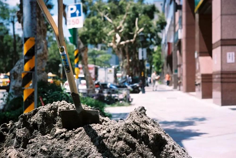 Call a spade a spade - Shot on Kodak Portra 400 (35mm)