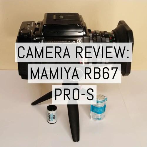 Camera Review - Mamiya RB67 Pro-S