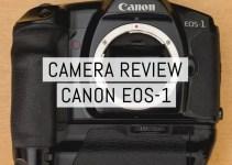 Camera review: Canon EOS-1 – by Juan Gauna