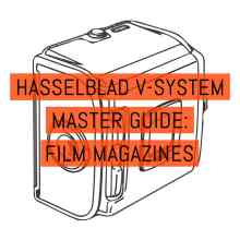 Cover - Hasselblad V-System Master Guide - Film Magazines