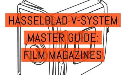 The Hasselblad V-System master guide: film magazines, instant and sheet film backs