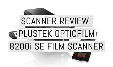Scanner review: PLUSTEK OPTICFILM 8200iSE 35mm film scanner – by Olli Thomson
