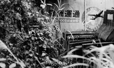 Famous express – Shot on Kodak EASTMAN DOUBLE-X 5222at EI 1600 (35mm)