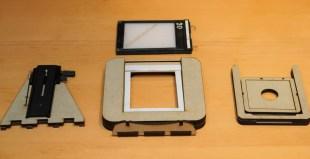 Chroma - Build 1 - MDF Prototype Parts
