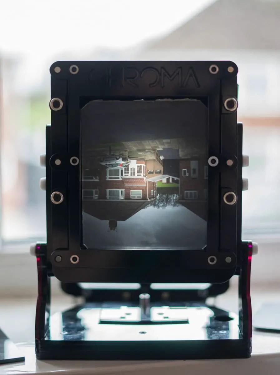 Chroma - Build 5 (Production) - Ground glass - portrait
