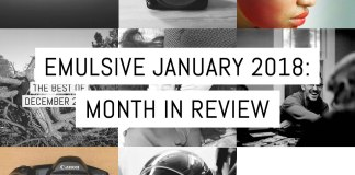 EMULSIVE January 2017 - Month in review