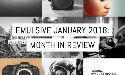 EMULSIVE January 2018: month in review