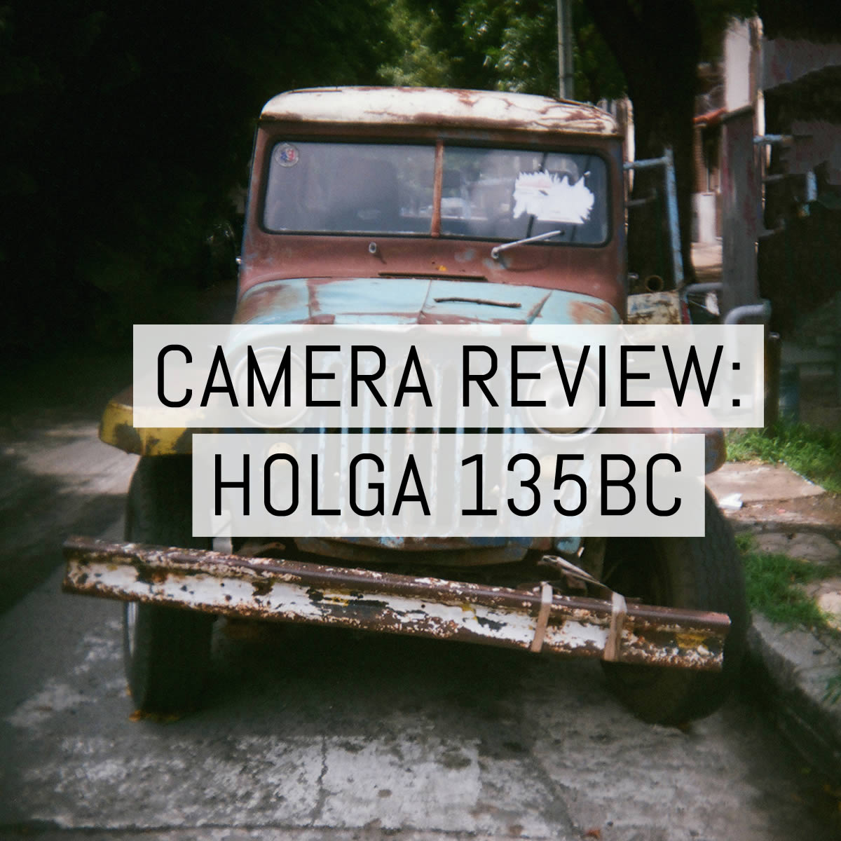 Camera review: Holga 135BC - by Lorraine Healy