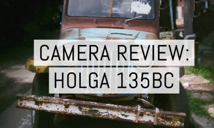 Camera review: Holga 135BC – by Lorraine Healy
