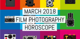 Cover Zodiac Horoscope - 2018 March