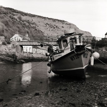 Staithes Boat