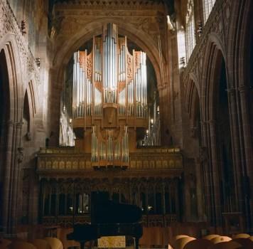 Cathedral Organ - Lomography Color Negative 400