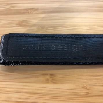 Peak Design - Cuff - Label