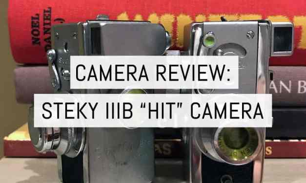 Camera Review: Steky Spy Camera Model IIIb – by Aislinn Chuahiock