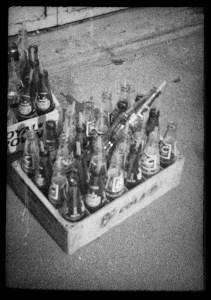ORWO UN54 16mm film - Bottles