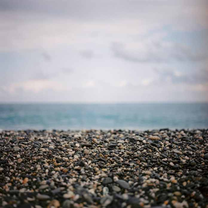 40 percent pebbles by volume - Shot on Kodak Portra 160VC at EI 160. Color negative film in 120 format shot as 6x6.