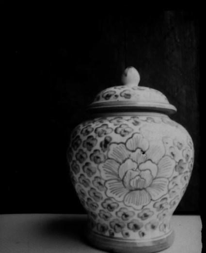 Ceramic Pinhole Camera - Expired Agfa Fibre Paper - Toby Van de Velde