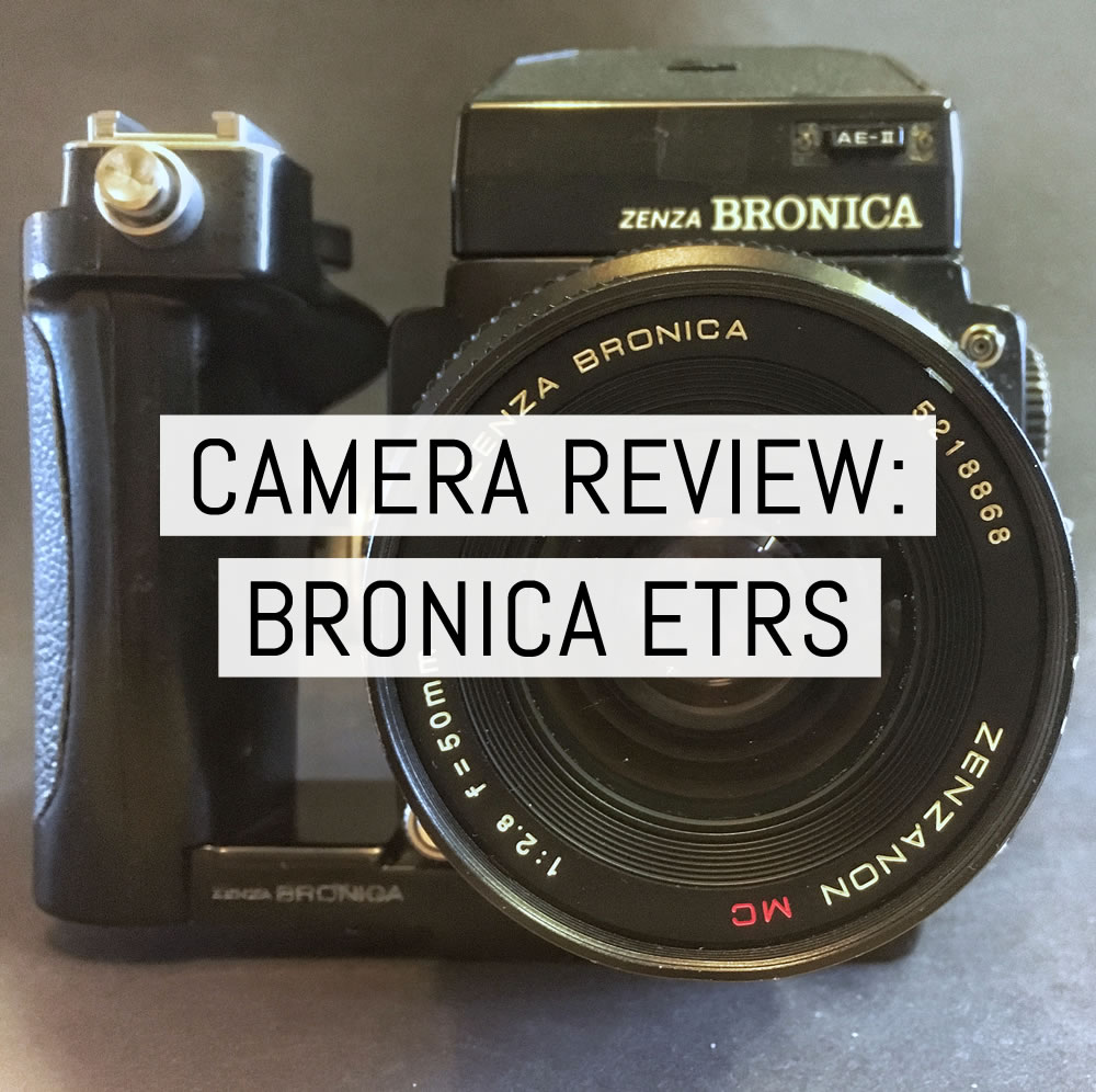 Camera review: the Zenza Bronica ETRS - Workhorse, or Hippopotamus…? - by Neil Piper