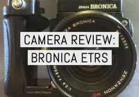 Cover - Zenza Bronica ETRS Review