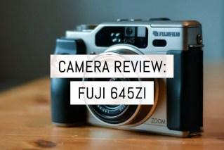 Cover - Fuji 645ZI Review