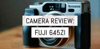 Cover - Fuji 645ZI Review