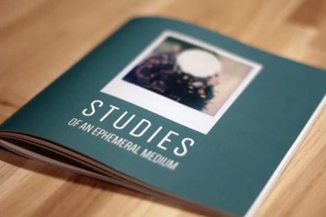 Studies of an ephemeral medium - Cover