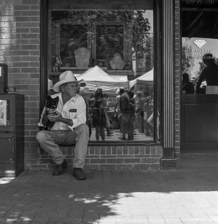 Georgetown, TX - Hasselblad 500CM - Kodak Tri-X 400