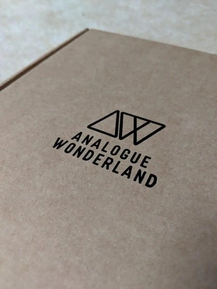 Analogue Wonderland - Packaging