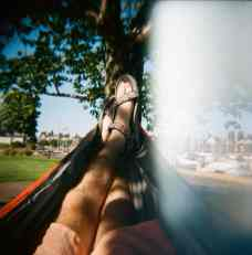 Brendan Morrison - Holga 120N, Kodak Portra 400