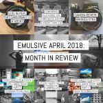 Cover - Month in review - 2018 April