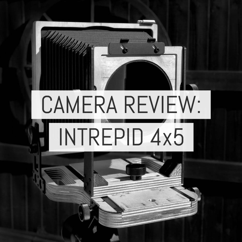 Camera review: getting back on the bike with the Intrepid 4x5 - by ...