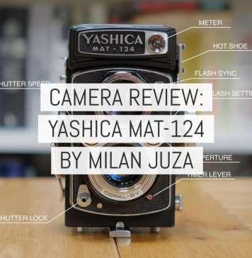 Cover - Review - Yashica Mat-124