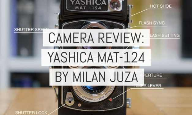 Camera review: Yashica-mat 124 TLR – by Milan Juza