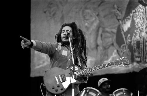 I shot the Sheriff, Photographing Bob Marley 02