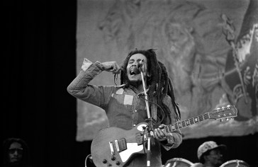 I shot the Sheriff, Photographing Bob Marley 05