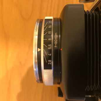 Rollei SL66 - 80mm