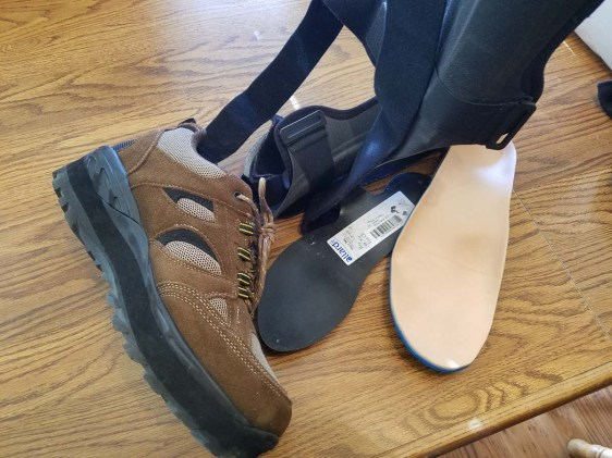 Scott Hays - Foot Braces